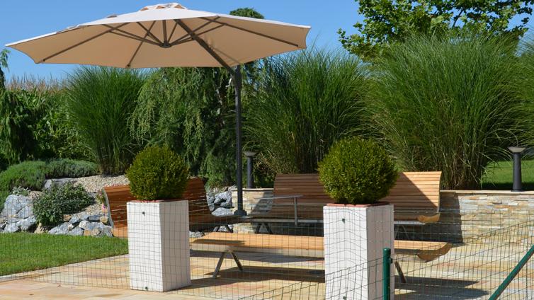 auer seat projekte outdoor m042l ampelschirm. Black Bedroom Furniture Sets. Home Design Ideas